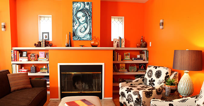 Interior Painting Services in Jacksonville